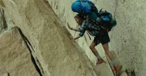 Cheryl (Reese Witherspoon) goes her own way. This obstacle course is the least of her problems. Image courtesy of Fox Searchlight Pictures.
