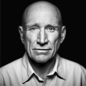 The photographer Sebastião Salgado.