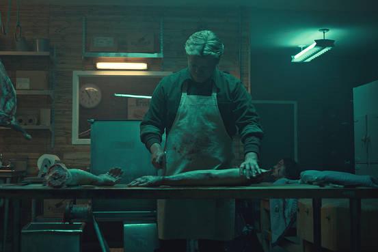 Fargo meat grinder